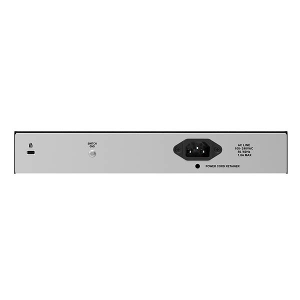 سویچ۱۶ پورت غیرمدیریتی اترنت DES-1018P