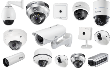 انواع دوربین مدار بسته ارزان