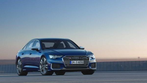 2020 Audi S6 Sedan TDI