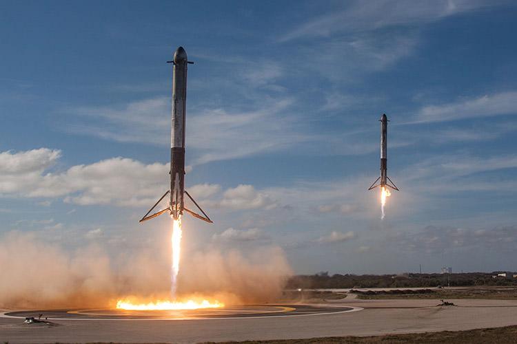 فالکون هوی / Falcon Heavy