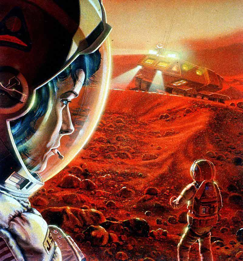 مریخ / mars
