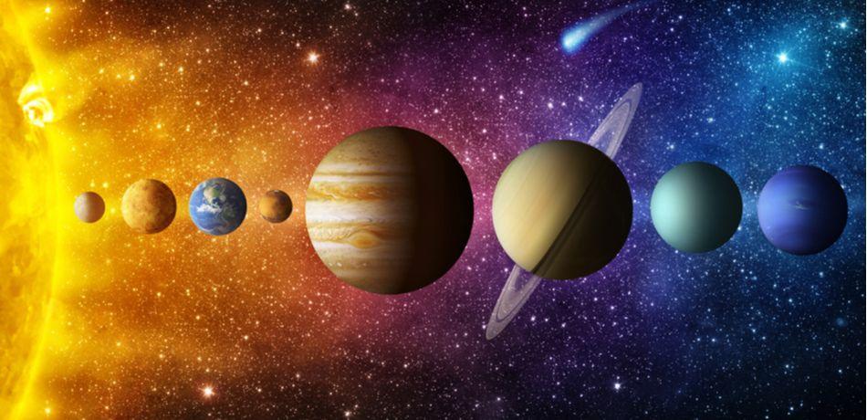 سامانه خورشیدی / Solar System